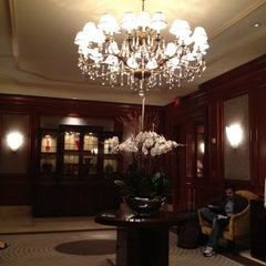 Photo taken at The Ritz-Carlton, Washington D.C. by Jason F. on 6/1/2012