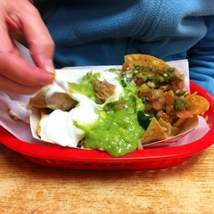 Photo taken at Taqueria de Amigos by Emily C. on 2/26/2012