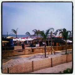 Photo taken at The Beach Bar by Stefanie W. on 7/7/2012