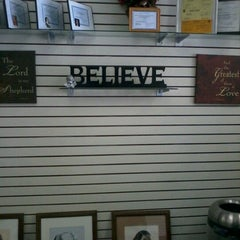 Photo taken at Believe Salon and Spa by Harrison S. on 8/15/2012