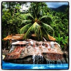 Photo taken at Apoena Ecopark by Ricardy G. on 4/1/2012