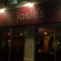 Photo taken at Josie's West by Josie M. on 8/31/2012
