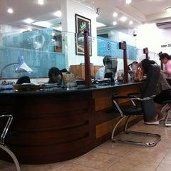 Photo taken at Vietcombank Phu Tho by Bình N. on 9/5/2012