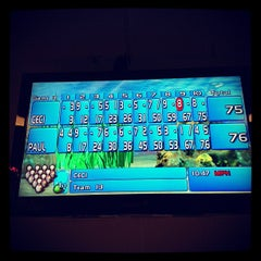 Photo taken at Fantasy Lanes Bowling Center by Cecilia Z. on 9/3/2012