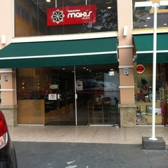Photo taken at Temakeria Makis Place by Michel G. on 5/12/2012