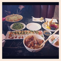 Photo taken at Ami Sushi by Shelly S. on 3/29/2012
