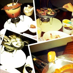Photo taken at Cantina Don Fondue by Marcos A. on 3/21/2012
