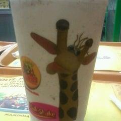 Photo taken at Giraffas by Daniel N. on 7/2/2012