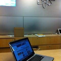 Photo taken at Apple Store, Burlington by Lois A. on 3/19/2012