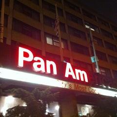 Photo taken at Pan American Hotel by Yohei H. on 5/10/2012