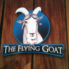 Photo taken at The Flying Goat by Jen J. on 5/13/2012