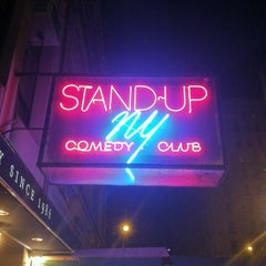 Photo taken at Stand Up NY by James D. on 6/24/2012