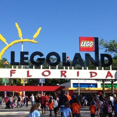 Photo taken at LEGOLAND® Florida by Joana R. on 3/14/2012