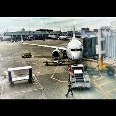 Photo taken at Gate N7 by Chris H. on 7/29/2012