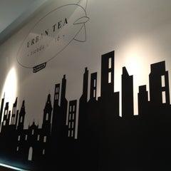 Photo taken at Urban Tea Shop by Eduardo I. on 6/20/2012