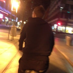 Photo taken at On The Back Of A Rickshaw by Rachel S. on 3/22/2012