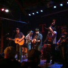 Photo taken at Tractor Tavern by Jennifer H. on 5/17/2012