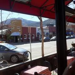 Photo taken at Pasta Jay's by Darren H. on 3/6/2012