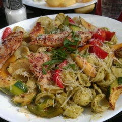 Photo taken at Mario's Cafe by Nikita K. on 3/30/2012