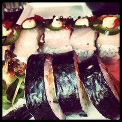 Photo taken at Mas Sake Freestyle Sushi by Diane R. on 5/28/2012