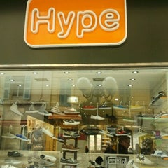 Photo taken at Hype by Iarla B. on 3/23/2012
