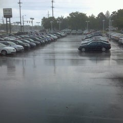 Photo taken at Suburban Chevrolet Cadillac by Bill S. on 7/5/2012