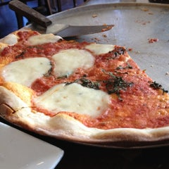Photo taken at Bagby Pizza Co. by Ed on 3/3/2012