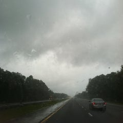 Photo taken at Interstate 95 by Ashley M. on 8/26/2012