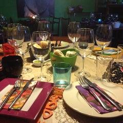 Photo taken at Casa de Pasto da Palmeira by Sara M. on 6/15/2012