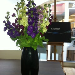 Photo taken at Fjord London by Fanus W. on 5/30/2012