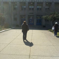 Photo taken at Philadelphia High School For Girls by Raheem W. on 3/7/2012