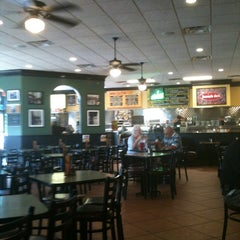 Photo taken at Jason's Deli by Shannon H. on 4/19/2012