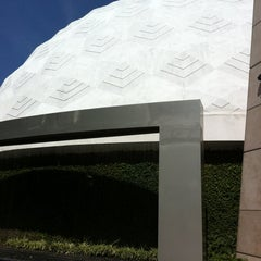 Photo taken at Cinerama Dome at Arclight Hollywood Cinema by James G. on 3/24/2012