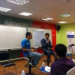 Photo taken at ERCI Vietnam by Khoa N. on 6/5/2012