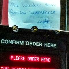 Photo taken at McDonald's by Tiila N. on 4/26/2012