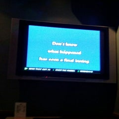 Photo taken at Karaoke One 7 by Ryan W. on 3/26/2012