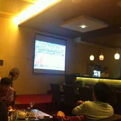 Photo taken at Windy Coffee & Bar by Trần Thành T. on 6/10/2012
