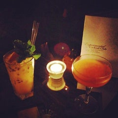 Photo taken at Experimental Cocktail Club by Jacob G. on 7/18/2012