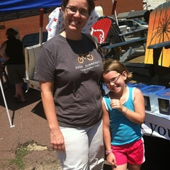 Photo taken at Fairmont, MN by Erin H. on 6/9/2012