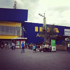 Photo taken at IKEA by Emanuele S. on 6/9/2012