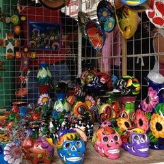 Photo taken at Mercado de Atlixco by Jorge N. on 6/23/2012