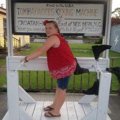 Photo taken at Self Kicking Machine by Wendi L. on 7/6/2012