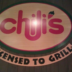 Photo taken at Chili's Grill & Bar by Allan M. on 5/20/2012