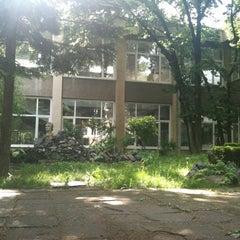 Photo taken at Universitatea de Vest by Oana B. on 5/7/2012