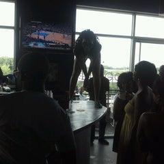Photo taken at Indigo Bar & Lounge by Ayanna G. on 6/16/2012