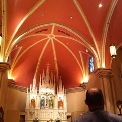 Photo taken at St. Mary Cathedral by RB M. on 8/13/2012
