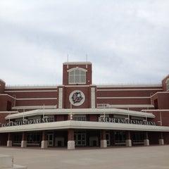 Photo taken at Ralph Engelstad Arena by Bill R. on 8/11/2012