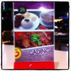 Photo taken at Gading Food Fest & Car Wash by Upick G. on 3/10/2012