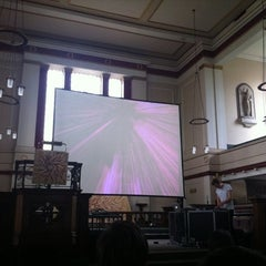 Photo taken at St Philips Church by Michelle W. on 5/17/2012