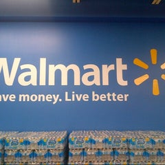 Photo taken at Walmart Supercentre by Ady P. on 7/1/2012